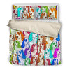 Cocker spaniel  Duvet Bedding  259b