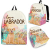 Labrador Backpack Bag Ja04VA
