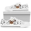 Pug Paws Low Top