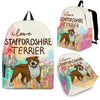 Staffordshire Backpack Bag CJan02va