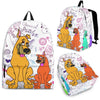 Great Dane Backpack Bag A88NTP