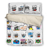 Shih Tzu Oh Bedding Set 2410p1