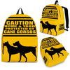 Cane Corso Backpack Bag A21DL