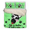 German Shepherd Bedding Set C1