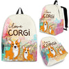 Corgi Backpack Bag Ja03VA