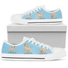 Labrador Light Blue Low Top