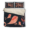 Whale Bedding Set B94