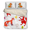 Fox Bedding Set 2410
