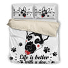 German Shepherd Bedding Set B111