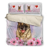 German Shepherd Bedding Set 1710p1