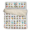 German Shepherd Bedding Set A2110