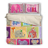 Elephant Bedding Set 2710m2