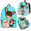 Chihuahua Backpack Bag A47TP