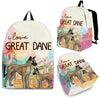Great Dane Backpack Bag Ja03VA