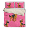 German Shepherd Bedding Set B7