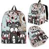 Schnauzer Backpack Bag A94NTP