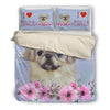 Pekingese Bedding Set 2310
