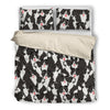 Border Collies Bedding duvet 239a