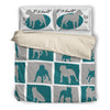 Pitbull Bedding Set 1710p1