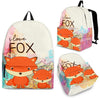 Fox Backpack Bag Ja02VA