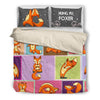 Fox Bedding Set 2710s1