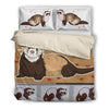 Ferret 2510 Cute Bedding Duvet