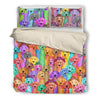 Golden retriever Bedding Set 279p2