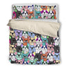 French Bulldog Bedding duvet 239b