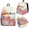 Chinchilla Backpack Bag Jan02va