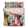 Cat Mini Bedding duvet 2709 Vs1