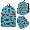 Bull Mastiff Backpack Bag A75NTP