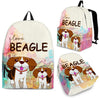 Beagle Backpack Bag A64NTP