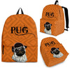 Pug Backpack Bag A15