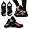 Yorkie  Sneakers Women  Black C02Jadl