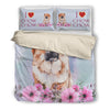 Chow Chow Half Face Bedding Set 1610s1