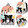 Border Collie Backpack Bag A70NTP