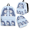 Husky Backpack Bag Ma16VA
