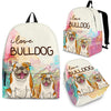 Bulldog Backpack Bag CJan03va