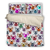 Bull Mastiffs Bedding duvet 239b