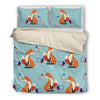 Fox 2 Bedding Set 2310