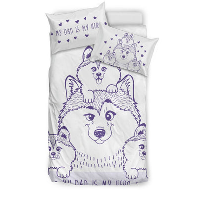 Husky Bedding Sets New Black 3-23T2