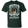 I JUST NEED - English Mastiff G200 Gildan Ultra Cotton T-Shirt