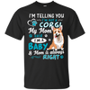 I_m a Baby  Corgi G200 Gildan Ultra Cotton T-Shirt