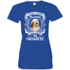 I JUST NEED - havanese 3516 LAT Ladies' Fine Jersey T-Shirt