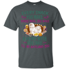 Shih tzu Snack Tshirt G200 Gildan Ultra Cotton T-Shirt