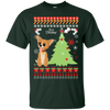 Chihuahua Christmas T-shirts G200 Gildan Ultra Cotton