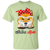 Ottedesign, Shiba inu Mom T-Shirt 8 colors