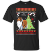Collie Christmas T-shirts G200 Gildan Ultra Cotton