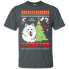 Samoyed Christmas T-shirts G200 Gildan Ultra Cotton T-Shirt