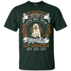 Happy golden retriever Tshirt G200 Gildan Ultra Cotton T-Shirt